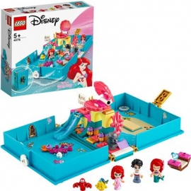 LEGO® Disney™ Princess - 43176 Arielles Märchenbuch