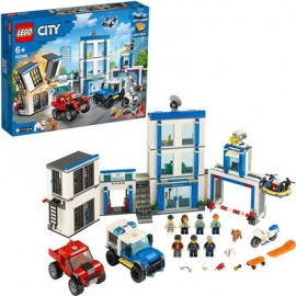 LEGO® City - 60246 Polizeistation