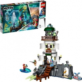 LEGO® Hidden Side - 70431 Der Leuchtturm der Dunkelheit