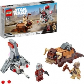 LEGO® Star Wars™ - 75265 T-16 Skyhopper vs Bantha Microfighters
