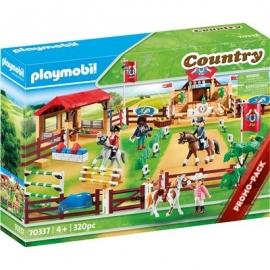 Playmobil® 70337 - Country - Großer Reitturnierplatz