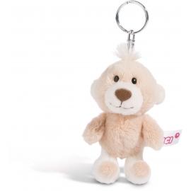 NICI - Classic Bear - Baby-Bär 10cm Bb Schlüsselanhänger