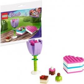 LEGO® Friends - 30411 Pralinenschachtel & Blume