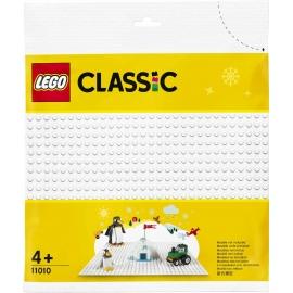 LEGO® Classic - 11010 Weiße Bauplatte
