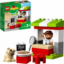 LEGO® DUPLO® - 10927 Pizza-Stand