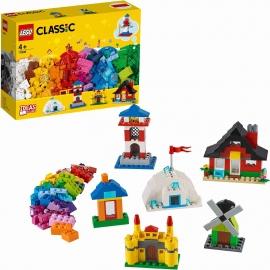 LEGO® Classic - 11008 Bausteine - bunte Häuser