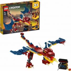 LEGO® Creator - 31102 Feuerdrache