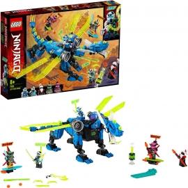 LEGO® Ninjago - 71711 Jays Cyber-Drache
