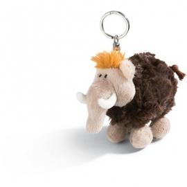 NICI - Stone Age Friends - Schlüsselanhänger Mammut 10cm Bb