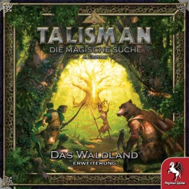 Pegasus - Talisman - Das Waldlande, Erweiterung