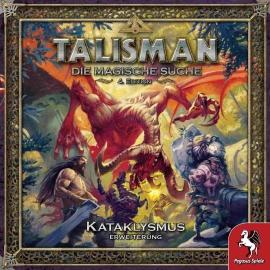 Pegasus - Talisman - Kataklysmus, Erweiterung