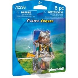 Playmobil® 70236 - Playmo-Friends - Wolfskrieger