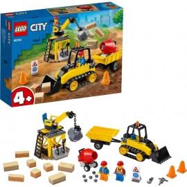 LEGO® City - 60252 Bagger auf der Baustelle