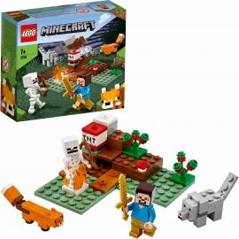 LEGO® Minecraft - 21162 Das Taiga-Abenteuer