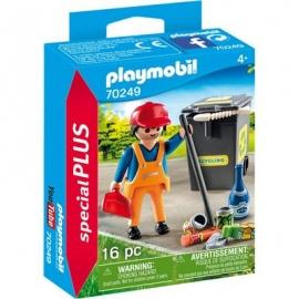 Playmobil® 70249 - Special Plus - Straßenreiniger