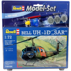 "Revell - Model Set Bell UH-1D ""Heer"""