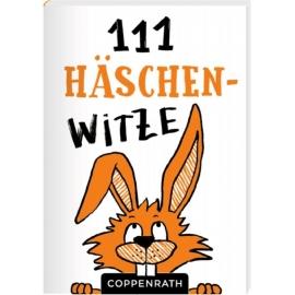 Coppenrath - 111 Häschen-Witze