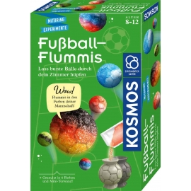 KOSMOS - Fußball-Flummis