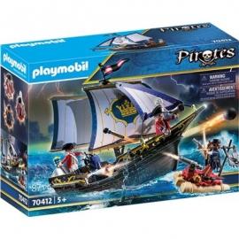 Playmobil® 70412 - Pirates - Rotrocksegler