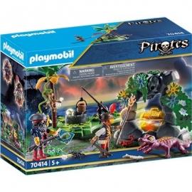 Playmobil® 70414 - Pirates - Piraten-Schatzversteck