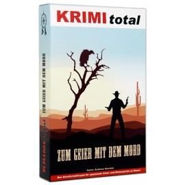 KRIMI total - Zum Geier mit dem Mord