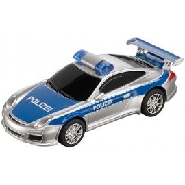 CARRERA DIGITAL 143 - Porsche GT3   Polizei