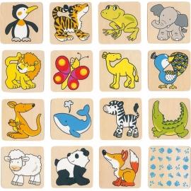 GoKi Memospiel Tiere