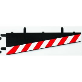 CARRERA DIGITAL 124 - Verbindungsstück (4) für Innenrandstreifen und Steilkurve