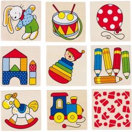 GoKi Memospiel Spielzeug
