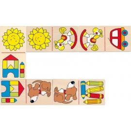 GoKi Dominospiel Mein erstes Domino