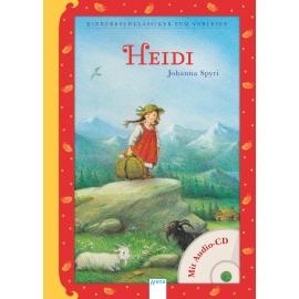 Spyri, Klassik.Vorlesen - Heidi