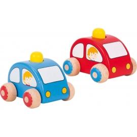 GoKi Fahrzeuge mit Hupe