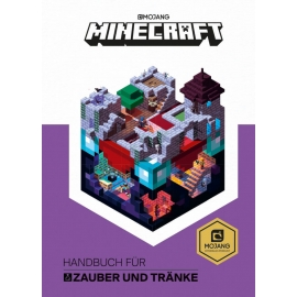Minecraft, Handbuch für Zauber und Tränk
