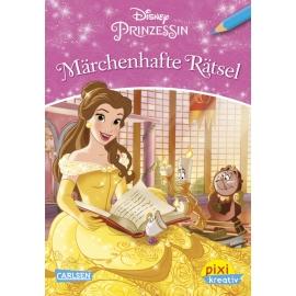 Pixi kreativ 114: Disney™ Prinzessin - Märchenhafte Rätsel