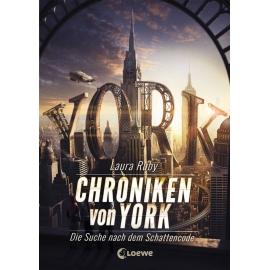 Loewe Chroniken von York - Die Suche nach dem Schattencode