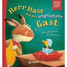 Loewe Mini-Bilderwelt - Herr Hase und der ungebetene Gast