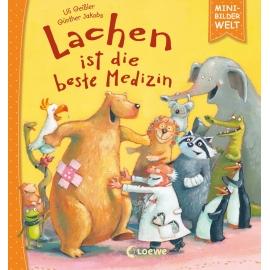 Loewe Mini-Bilderwelt - Lachen ist die beste Medizin