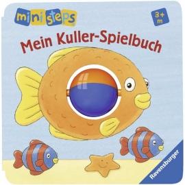 Ravensburger Buch - ministeps - Mein Kuller-Spielbuch