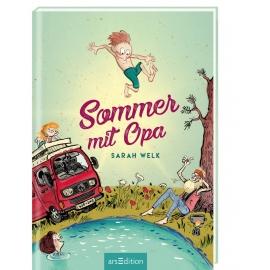 Sommer mit Opa