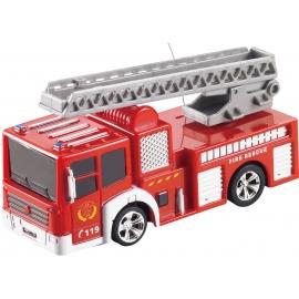 RC Mini Fire Truck - 27 MHz