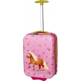 Kleiner Hartschalentrolley  Mein kleiner Ponyhof
