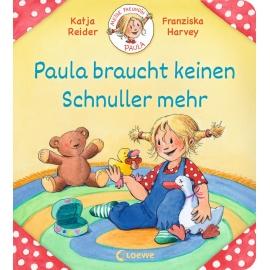 Loewe Meine Freundin Paula - Paula braucht keinen Schnuller mehr
