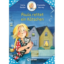 Loewe Meine Freundin Paula - Paula rettet ein Kätzchen