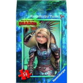 Ravensburger 09435 Puzzle Dragons 3 54 Teile