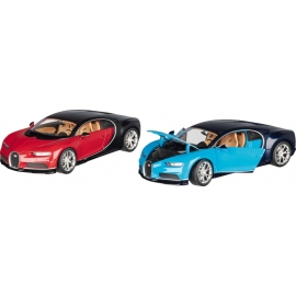 GoKi Bugatti Chiron, Spritzguss, 1:24, L  19