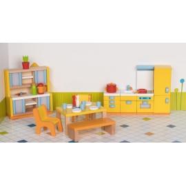 GoKi Puppenmöbel Küche