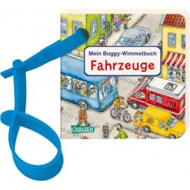 Mein Buggy-Wimmelbuch: Fahrzeuge