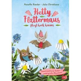 Hetty Flattermaus fliegt hoch hinaus für Kinder ab 6 Jahren.