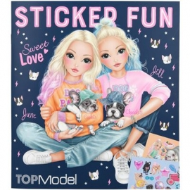Depesche - TOPModel - Stickerworld Dog