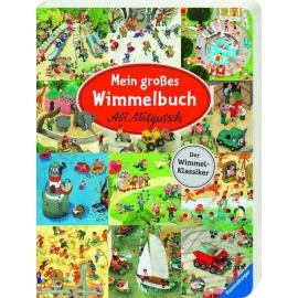 Ravensburger 43841 Mein großes Wimmelbuch